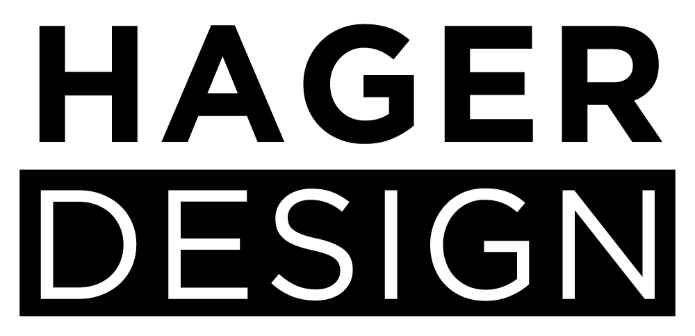 Hager Design logo